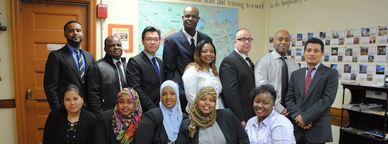 BEST Corp Graduates Prepare for Hospitality Apprenticeships